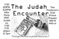 The Judah Encounter Tickets - Off-Off-Broadway