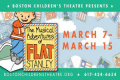 The Musical Adventures of Flat Stanley Tickets - Boston