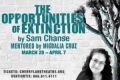 The Opportunities of Extinction Tickets - New York