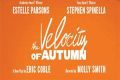 The Velocity of Autumn Tickets - New York