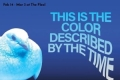This is the Color Described by the Time Tickets - New York City