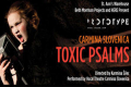 Toxic Psalms Tickets - New York City