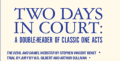 Two Days in Court: A Double-Header of Classic One Acts Tickets - Chicago