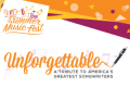Unforgettable: A Tribute to America's Greatest Songwriters Tickets - Philadelphia