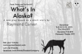 What's In Alaska? Tickets - New York City