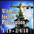 Witness for the Prosecution Tickets - Philadelphia
