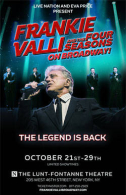Frankie Valli and the Four Seasons On Broadway! Tickets - Broadway