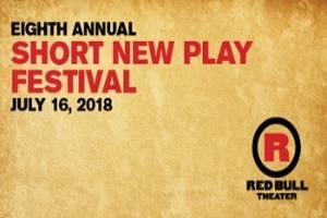 2018 Short New Play Festival