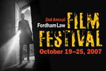 2nd Annual Fordham Law Film Festival