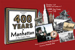 400 Years in Manhattan