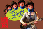 500 Clown Christmas