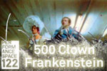 500 Clown Frankenstein