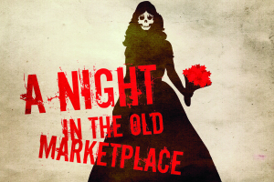 A Night in the Old Marketplace