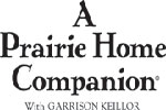 A Prairie Home Companion with Garrison Keillor