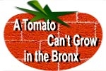 A Tomato Can't Grow in the Bronx