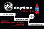 ABC Daytime Salutes Broadway Cares/ Equity Fights AIDS