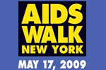 AIDS Walk New York 2009