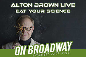 Alton Brown Live: Eat Your Science