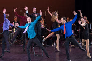 American Showstoppers: An Evening with Frank Loesser