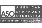 American Symphony Orchestra - 50th Birthday Celebration