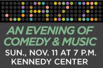 An Evening of Comedy & Music with David Alan Grier & Jason Moran's Big Bandwagon, Faizon Love, and Marina Franklin