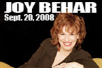 An Evening with Joy Behar