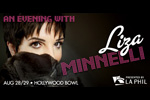 An Evening with Liza Minnelli