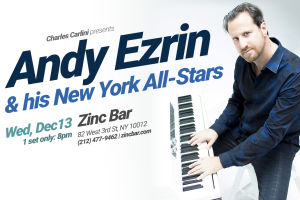 Andy Ezrin & His New York All-Stars