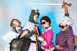 ANT Fest: Bea Arthur and the Knights of the Round Table