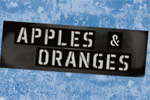 Apples & Oranges
