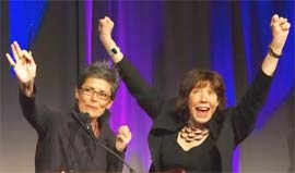 Back 2 Back: Lily Tomlin & Kate Clinton