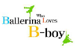 Ballerina Who Loves Bboy