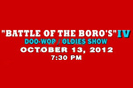 Battle of the Boro's IV