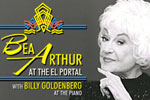 Bea Arthur Back at the El Portal