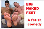 Big Naked Feet