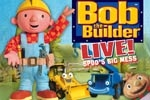 Bob The Builder Live! Spud's Big Mess Set
