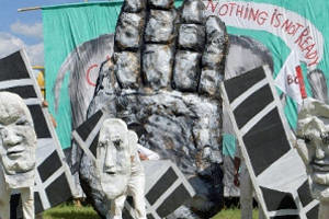 Bread and Puppet Theater: The Nothing Is Not Ready Circus