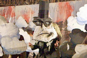 Bread & Puppet Theater: Captain Boycott