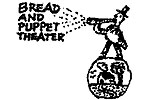 Bread & Puppet Theater in Cardboard Celebration Circus