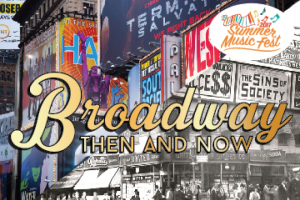 Broadway Then & Now