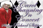 Carol Channing in Concert Starring Richard Skipper