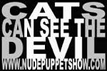 Cats Can See the Devil