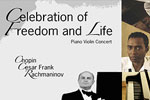 Celebration of Freedom and Life