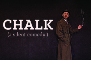 Chalk (A Silent Comedy)