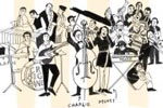 Charlie Rosen's Broadway Big Band in concert