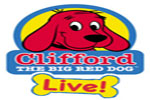 Clifford the Big Red Dog, Live!