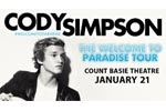 Cody Simpson: The Welcome To Paradise Tour