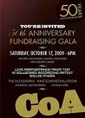 Company of Angels 50th Anniversary Award Gala