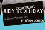 Concealing Judy Holliday
