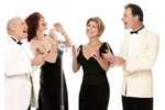Cool Yule: The Manhattan Transfer Swings Christmas